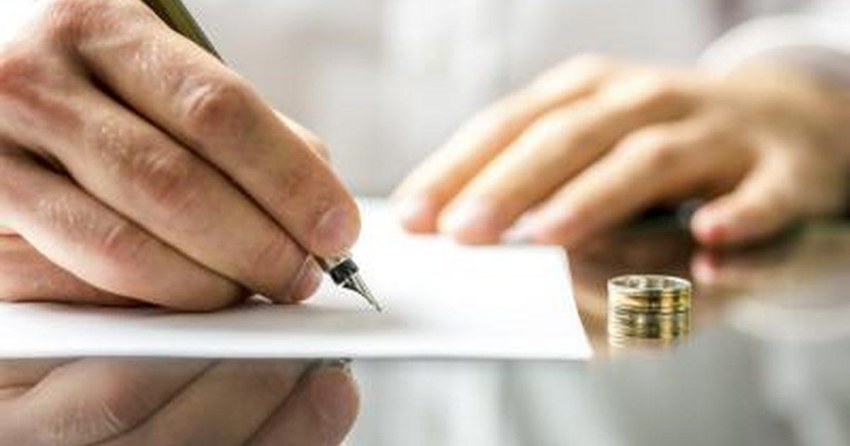 6 مورد از نشانه های طلاق
