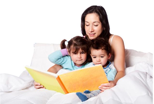 10 فایده قصه گویی برای کودکان