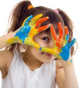 برانگیختن خلاقیت در کودکان