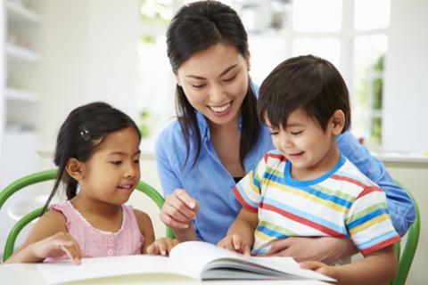 مطالعه را برای کودک خود در تابستان لذت بخش کنید