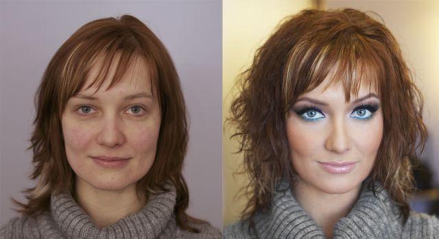 چگونه آرایش برروی قضاوت افراد از شخصیت یک زن تاثیر می گذارد