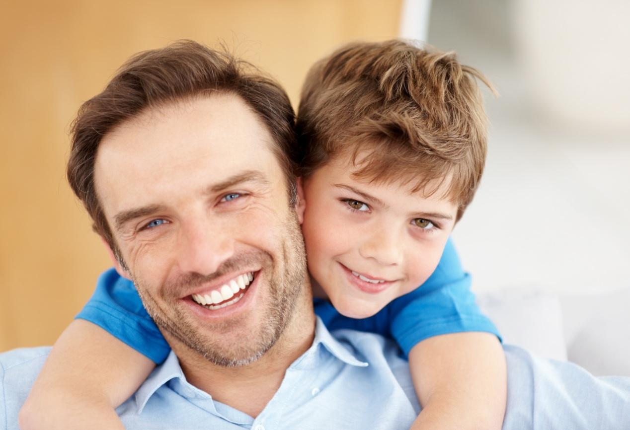 آنچه که فقط یک پدر می تواند انجام دهد