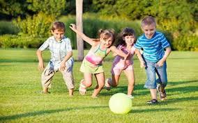 راه طلایی برای کودکان بازی می باشد.