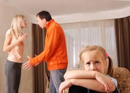 قربانی کردن کودکان در اختلافات خانوادگی