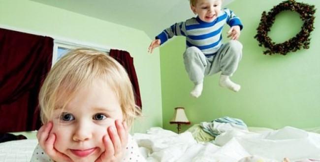 علت بیش فعالی کودک چیست؟