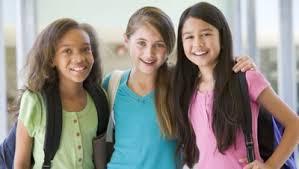 دوره دختران نوجوان