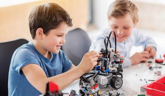 موثر بودن هوش و بازی کودکان