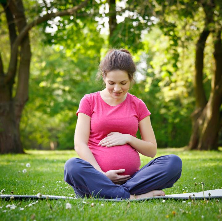 سه ماه اول بارداری تا سه ماه سوم حاملگی