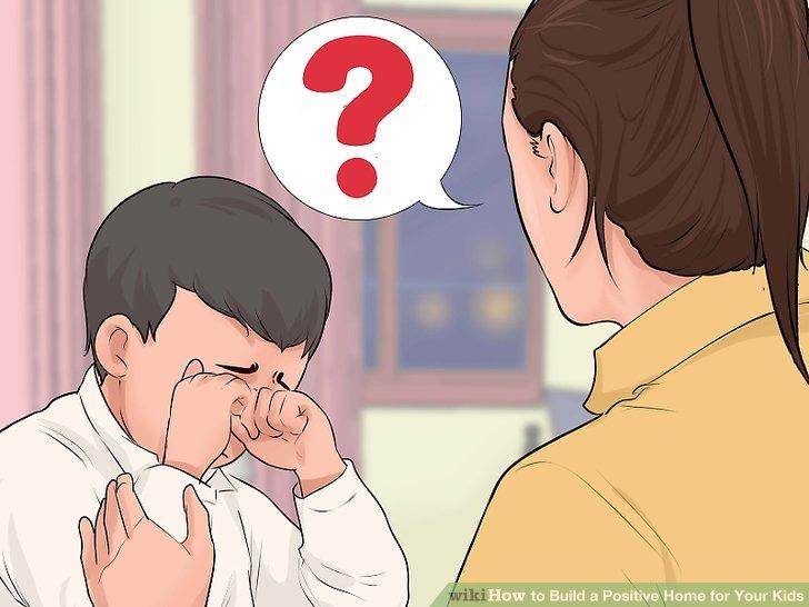 بچه های خودتان را ترغیب کنید تا احساسات خودشان را بیان کنند