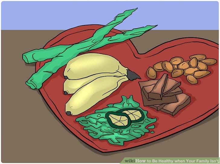 غذاهای سالم را به صورت جذاب ارائه دهید