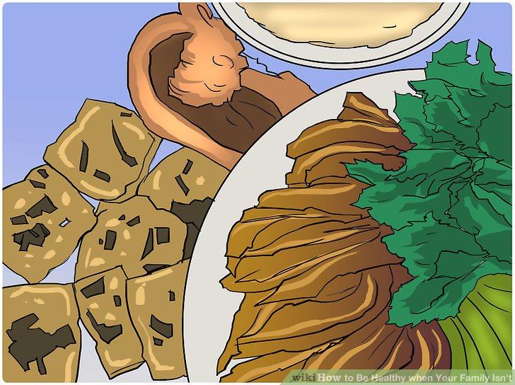 تنوع غذایی بیشتری داشته باشید