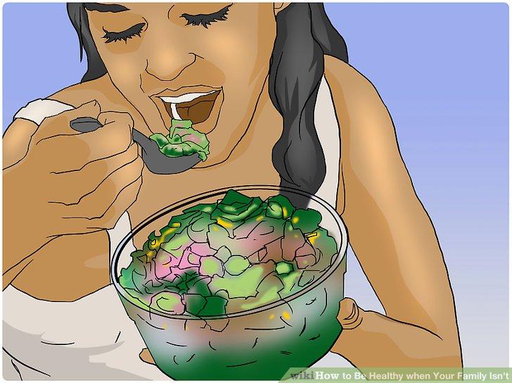 ورژن های سالم تری از غذاهای مورد مصرف خانواده تان را بخورید