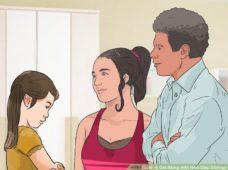 زندگی کردن با نابرادری و ناخواهری جدید
