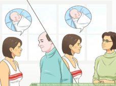 متقاعد کردن یک خانواده برای پذیرفتن  بچه ی به دنیا آمده از زن صیغه ایتان
