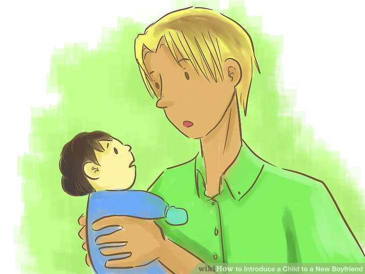 قبل از هر معرفی، سن بچه تان را در نظر داشته باشید