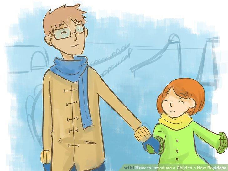 به منظور ایجاد فضای راحت تر برای بچه خودتان در حین معرفی، سعی کنید که در جلسه معرفی یک حالت بی طرفی داشته باشید