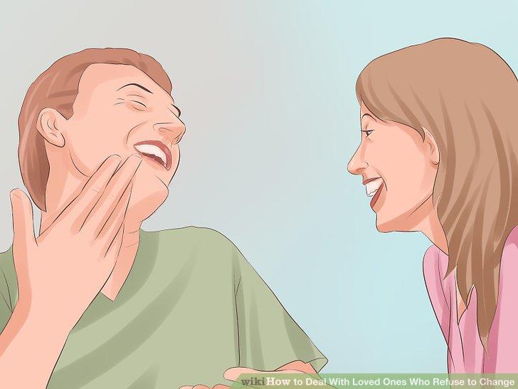 تنش های ایجاد شده را از طریق خندیدن از بین ببرید