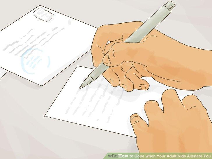 یک نامه ای بنویسید