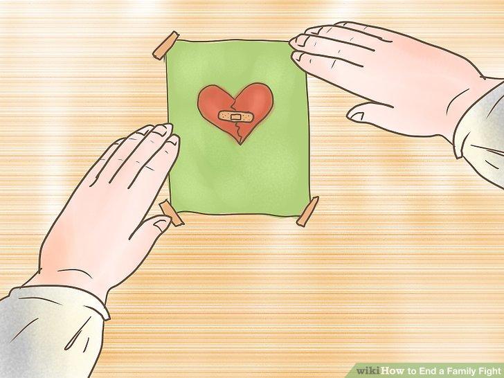 یک یادداشت بی نامی را در اتاق آنها بگذارید