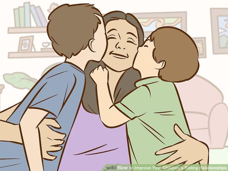 به صورت عادلانه با بچه هایتان برخورد کنید و رفتار با ثباتی داشته باشید