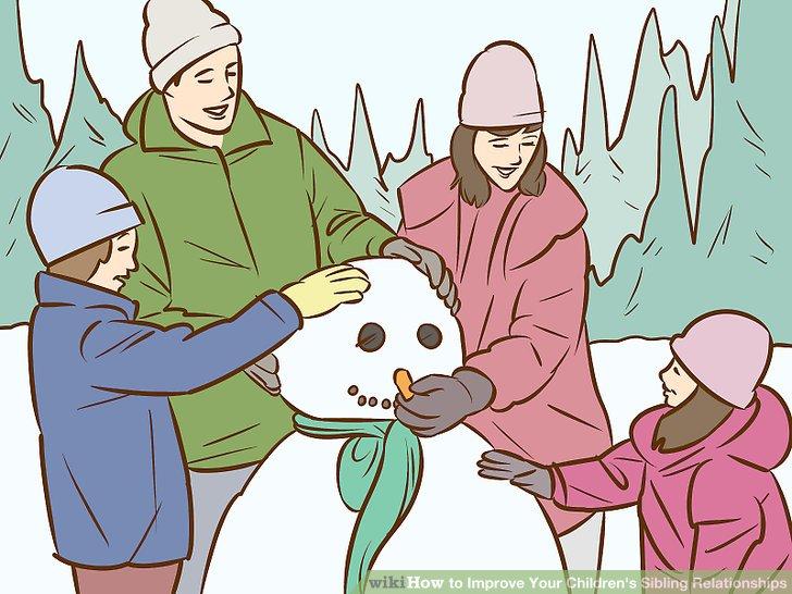 به کمک بچه هایتان یک سری رسومات خانوادگی ایجاد کنید