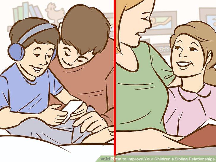 بچه های شما باید برای یک مدتی از هم دور باشند