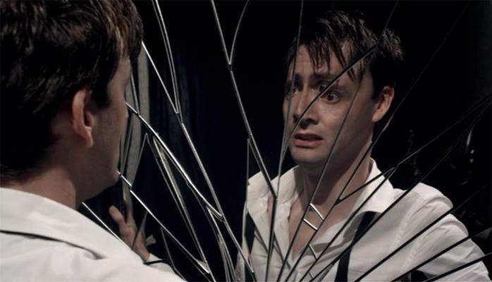 فوبیای آینه