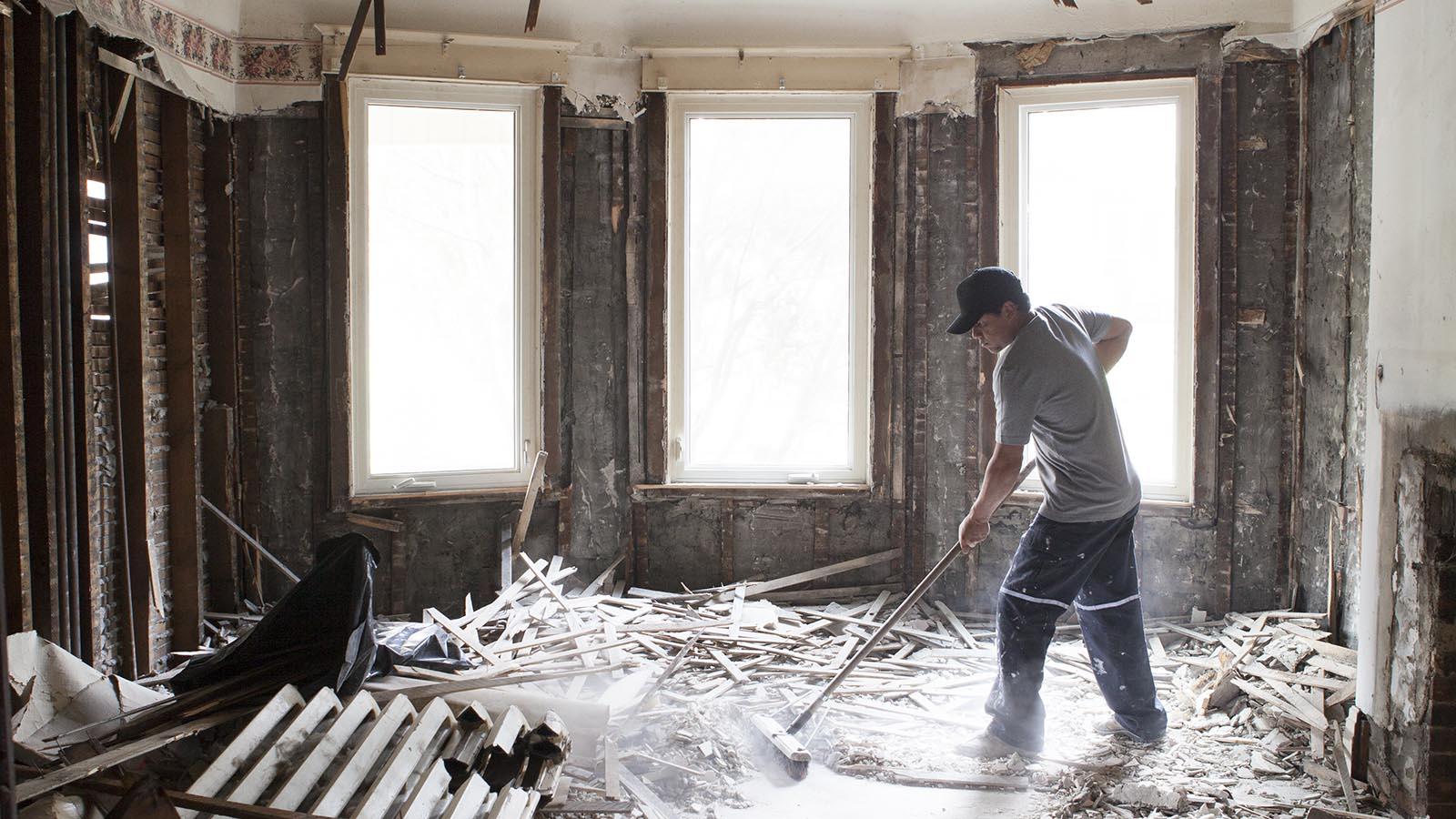 نوسازی خانه