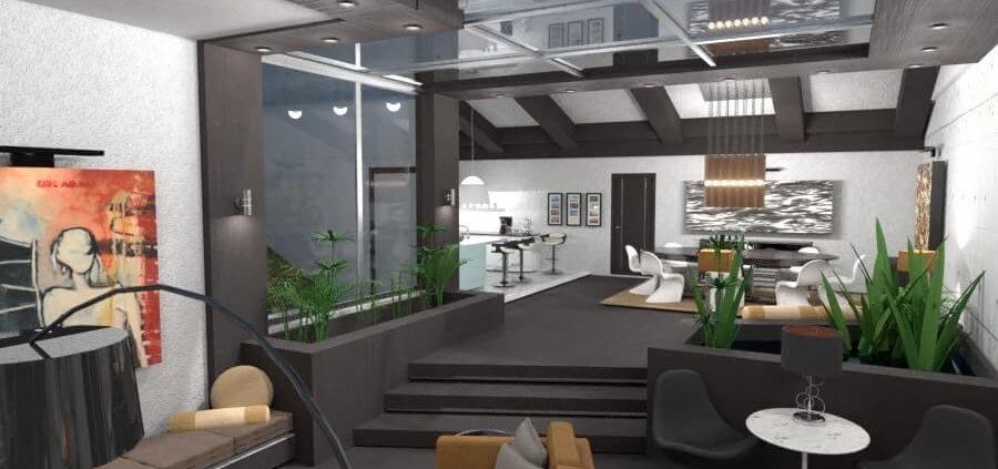 آپارتمان سوئدی دلپذیر یا نحوه بیشترین استفاده ممکن از یک آپارتمان کوچک