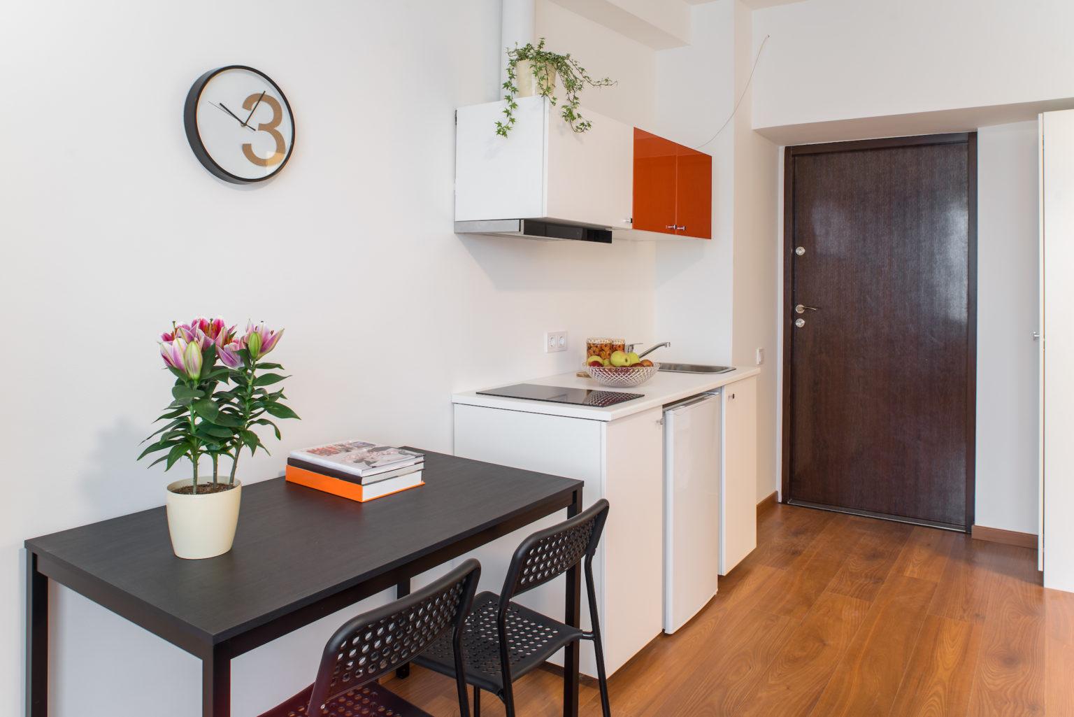 آپارتمانی در استکهلم با همه امکانات