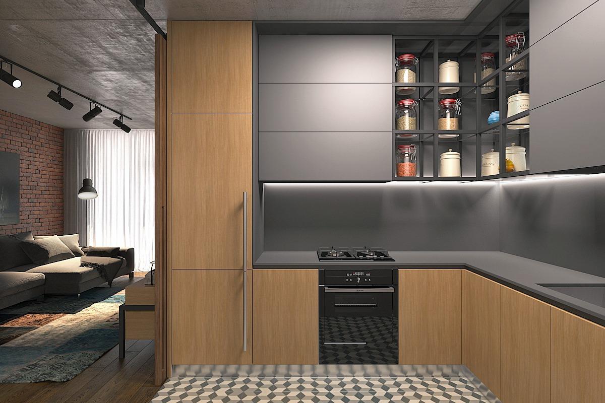 آپارتمان کوچک هوشمندانه و های تک