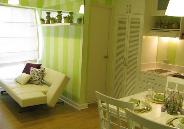 آپارتمان تک اتاقه در استکهلم